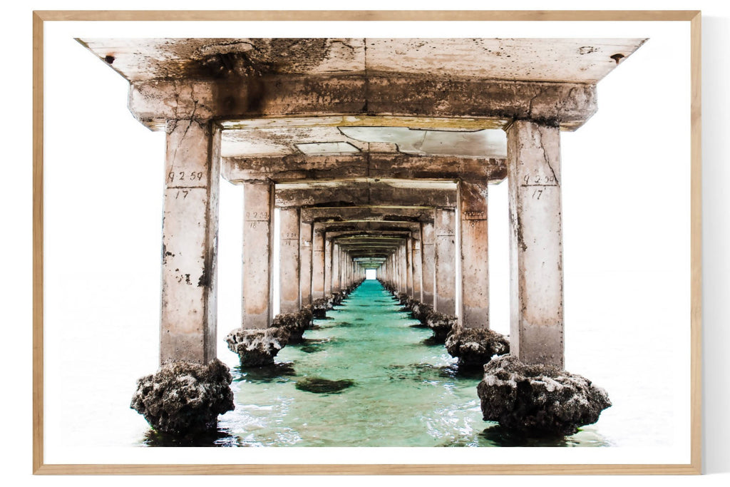 THE PIER | Limited Edition Photographic Art