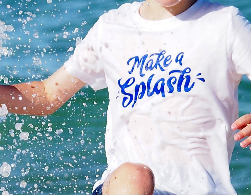 'Make a Splash' tee