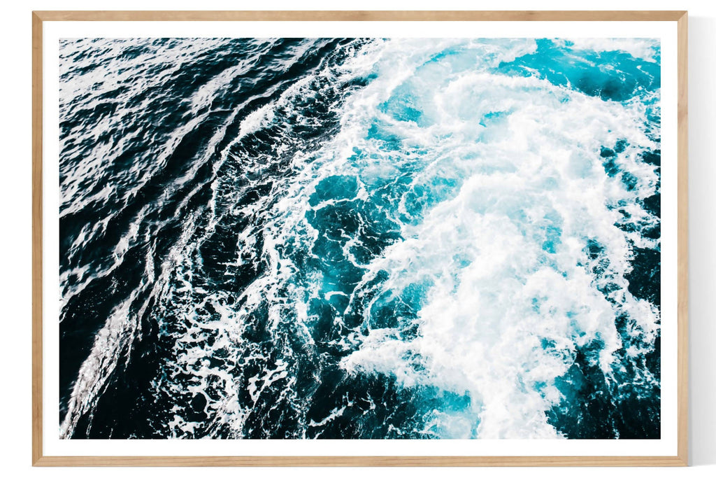 BLUE | Limited Edition Photographic Art