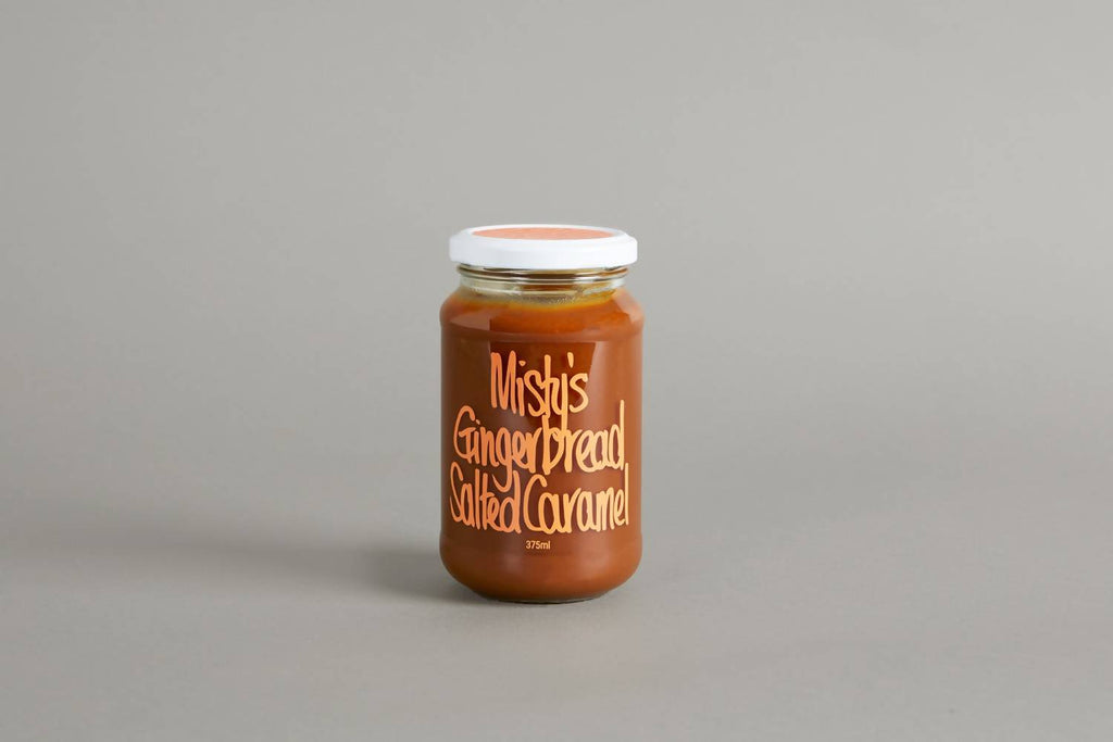 Misty's Gingerbread Salted Caramel