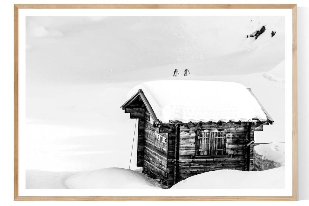 THE CABIN | Limited Edition Photographic Art