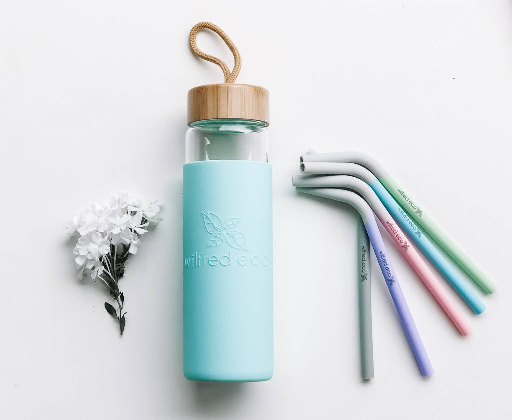 Silicone Straw 5 Packs