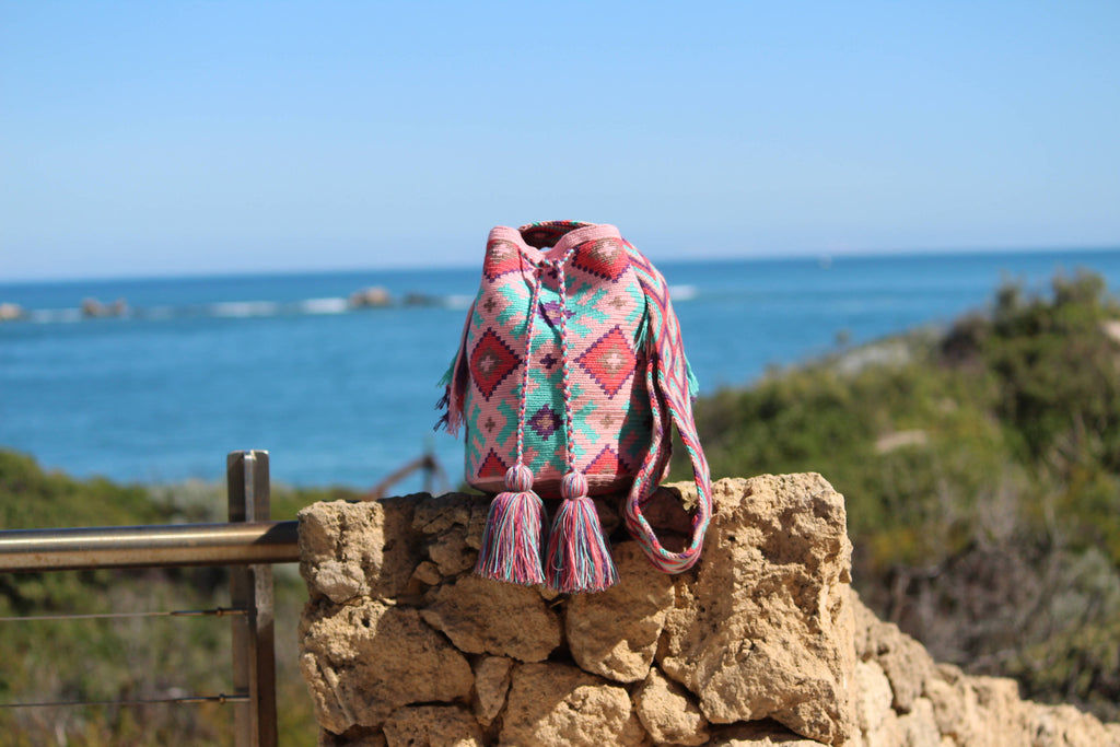 Wayuu Mochila Bag | Pattern Design |Ana