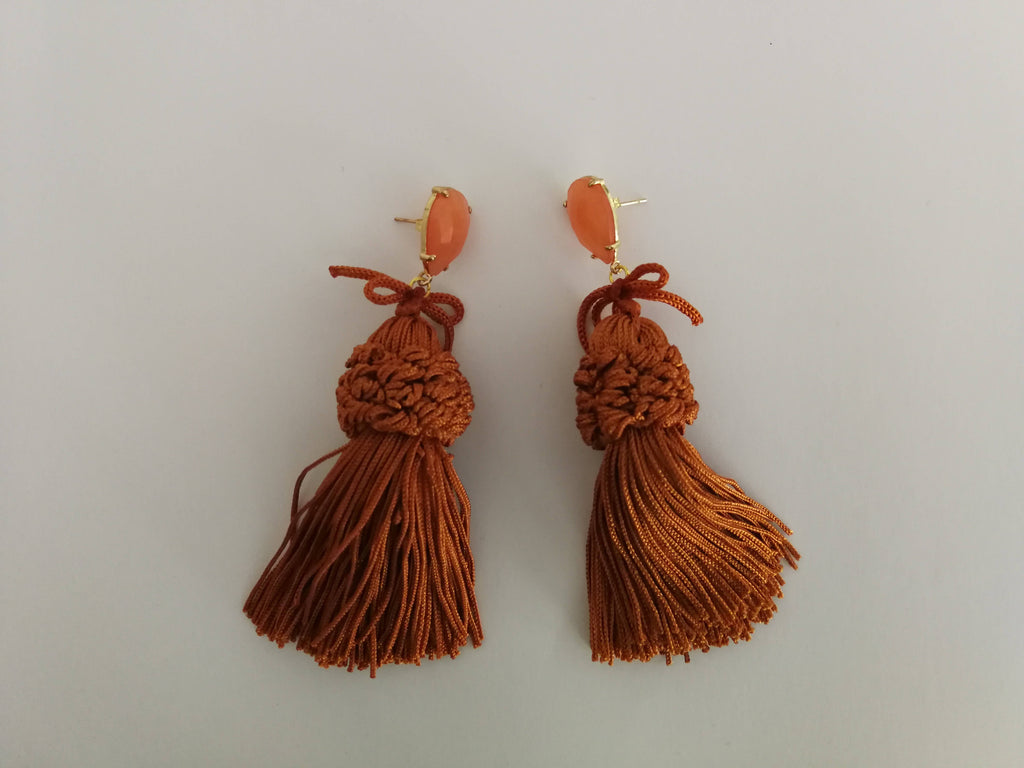 The Terracotta Earrings