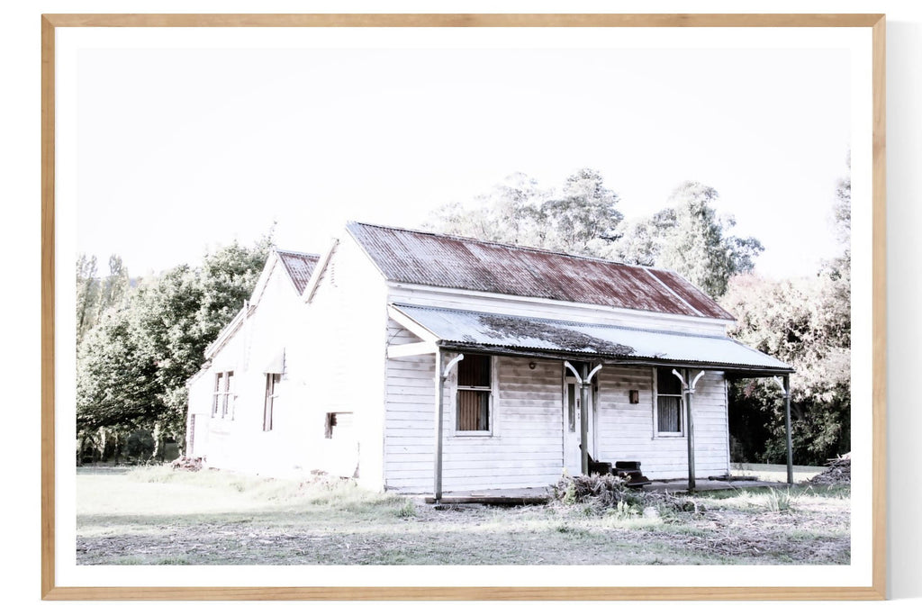 THIS OLD HOUSE | Limited Edition Photographic Art