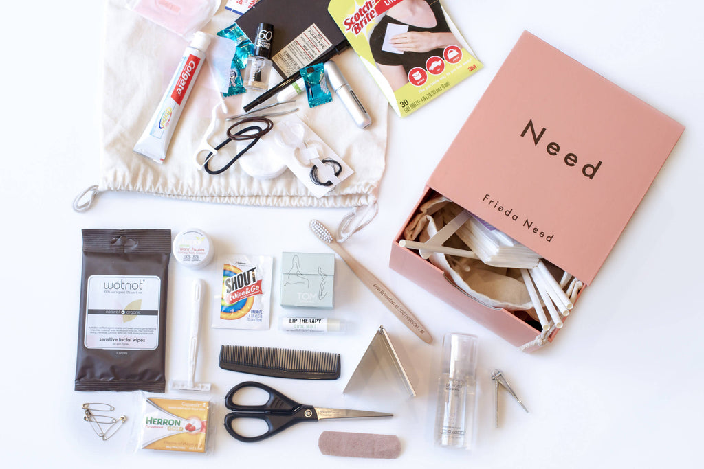 [ Need ] Wedding Day Emergency Kit - Refreshingly Different