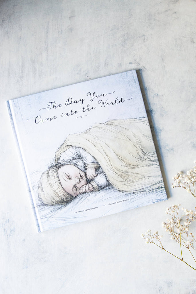 The Day You Came into the World - BOOK