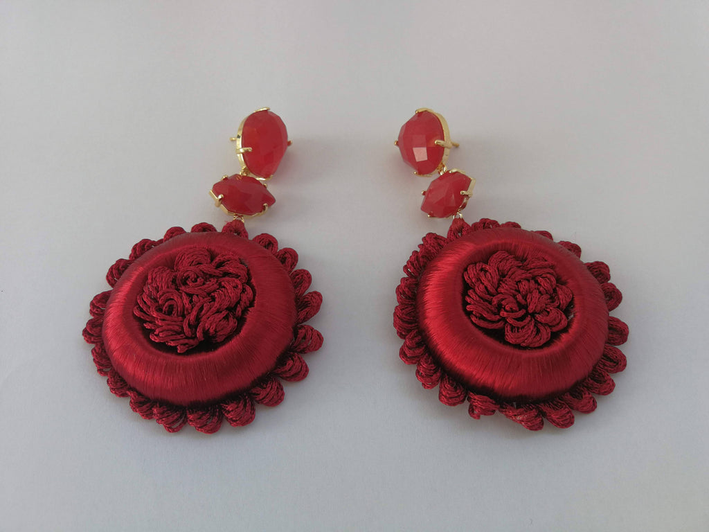 La Feria de Abril Earrings