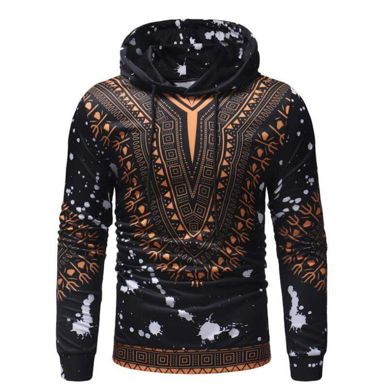 Africa Hoodies Clothing Fashion Dashiki African Clothes Hip Hop - DUO MEN STORE