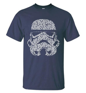 Star Wars Print Tees for Men - DUO MEN STORE