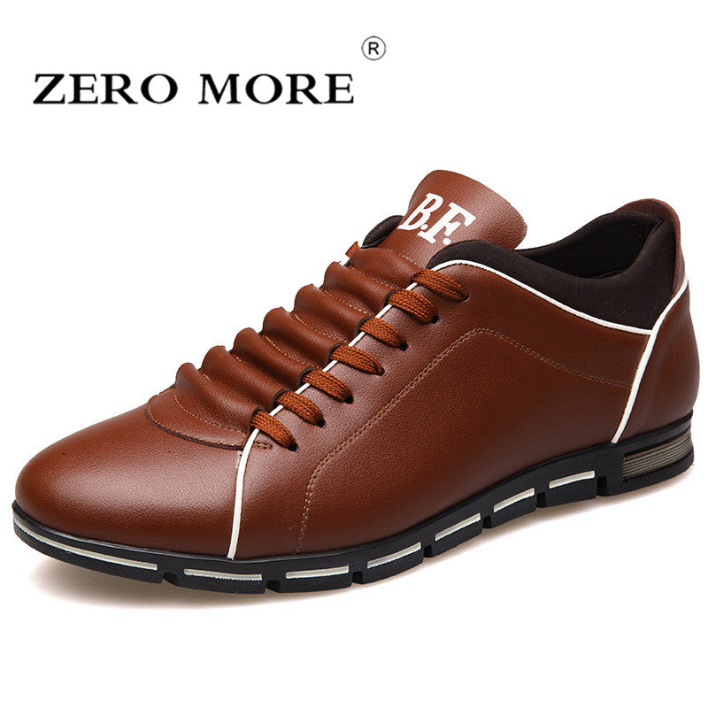 Men Casual Flat Sneakers