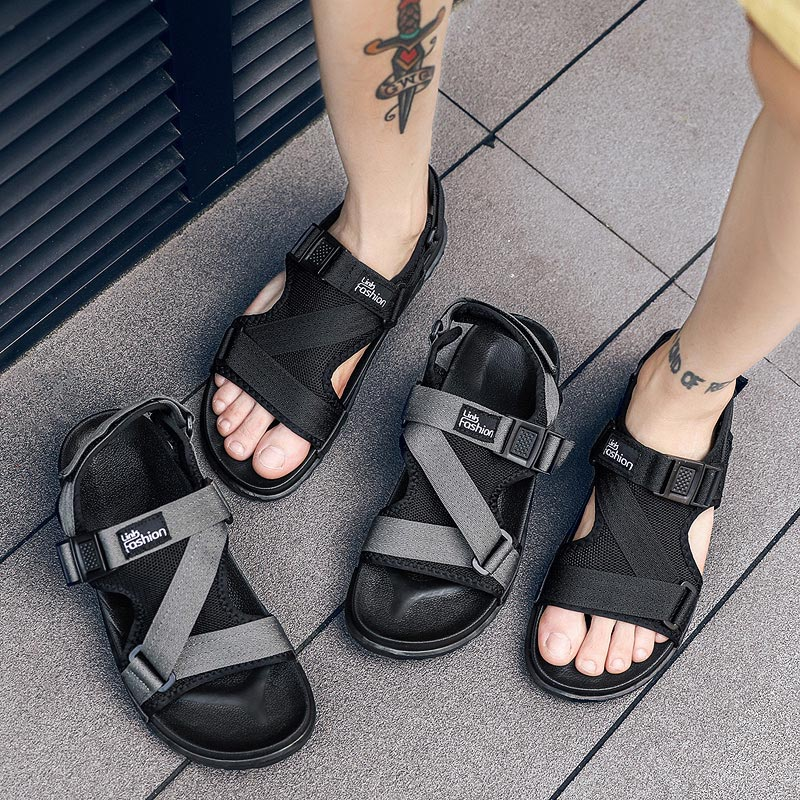 Mens Sandles Outdoor Breathable Comfort Slip Sandals