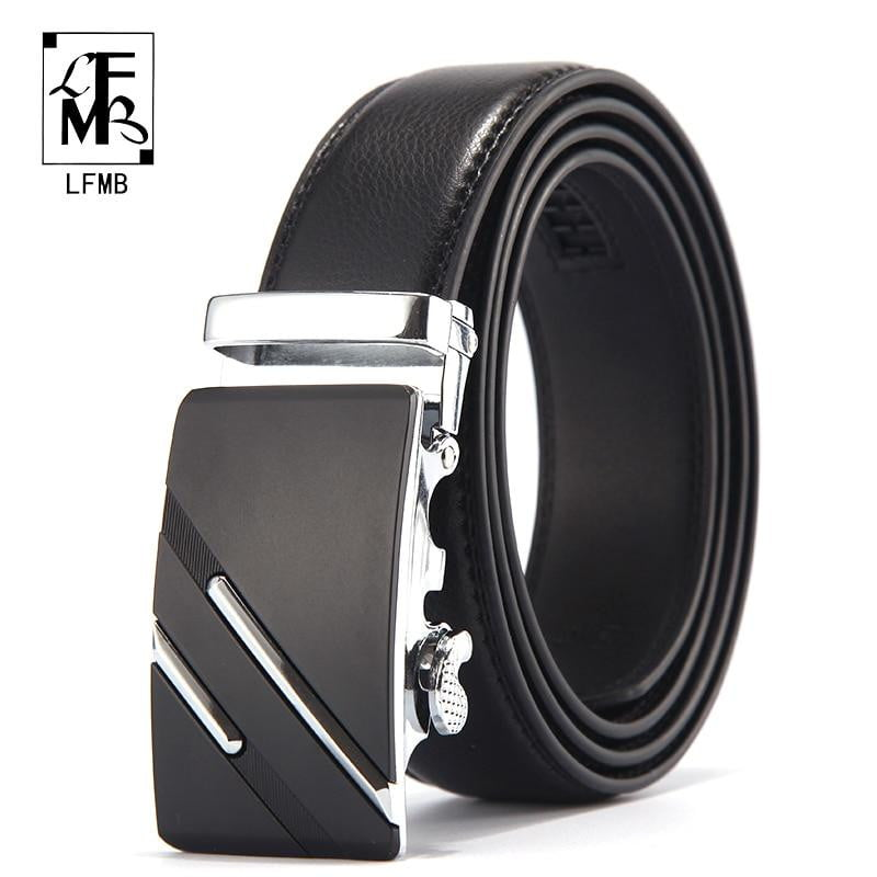 Famous Brand Belt Men Top Quality Genuine Luxury Leather Belts for Men - duo-men-store