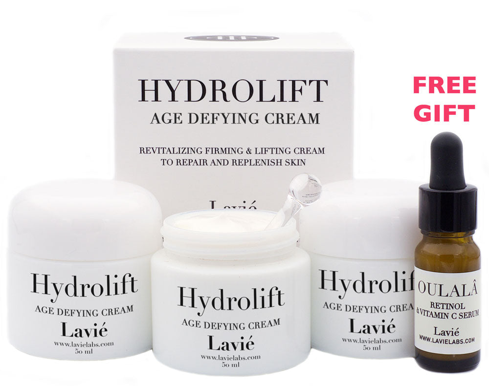 Hydrolift Age Defying Cream - 3-Pack