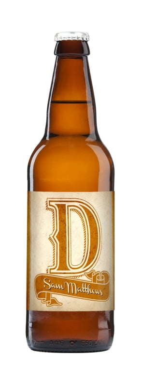 D.A.D. 3 Pack of Personalised Beer