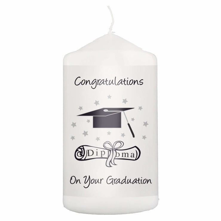 Graduation Candle-Graduation-Give Personalised Gifts