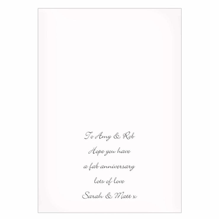 Personalised 1805 - 1874 Old Series Map Card-Personalised Cards-Give Personalised Gifts