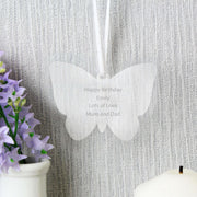 Personalised Acrylic Butterfly Decoration-Hanging Decoration-Give Personalised Gifts