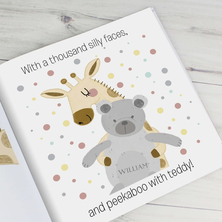 Personalised Big Brother Story Book-Story Book-Give Personalised Gifts