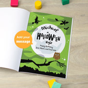 Personalised Halloween Story Book With Photo-Story Book-Give Personalised Gifts