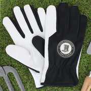 Personalised Head Gardener Large Black Gardening Gloves-Garden-Give Personalised Gifts