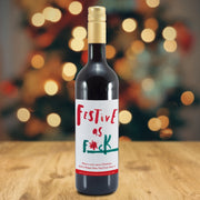 Personalised HotchPotch Festive As Mulled Wine-Wine-Give Personalised Gifts