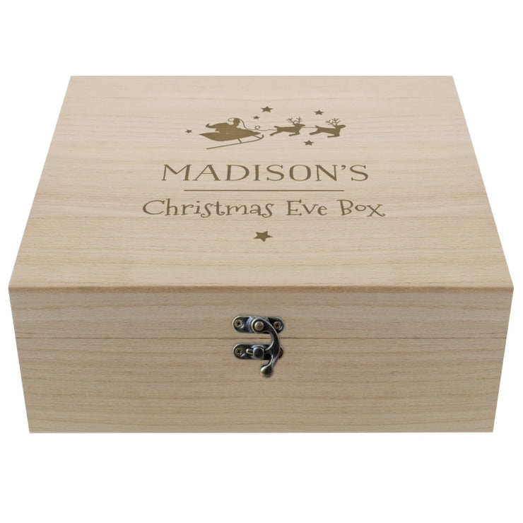 Personalised Large Christmas Eve Box-Christmas Eve Box-Give Personalised Gifts