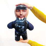 Personalised Mini Me Doll - Police Man-Mini-Me-Give Personalised Gifts