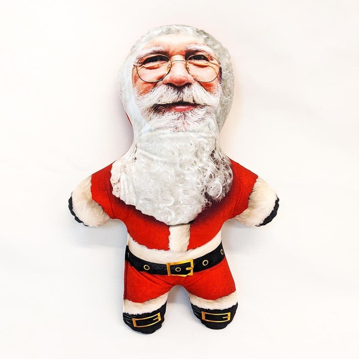 Personalised Mini Me Doll - Santa Clause-Mini-Me-Give Personalised Gifts
