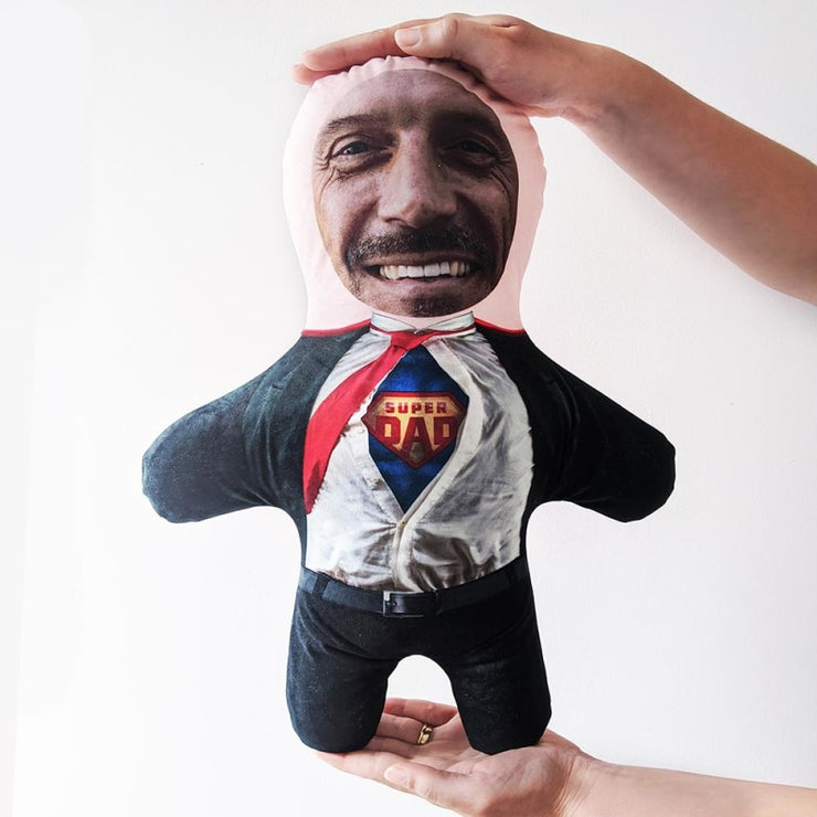 Personalised Mini Me Doll - Superdad