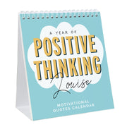 Personalised Motivational Quotes Desk Calendar-Calendar-Give Personalised Gifts