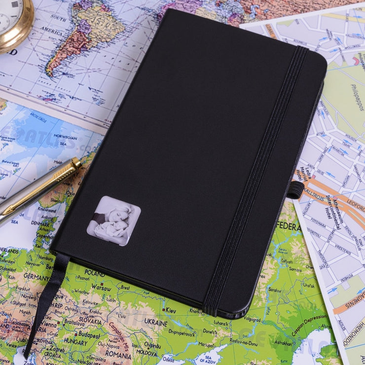 Personalised Note Book With Photo-Notebook-Give Personalised Gifts
