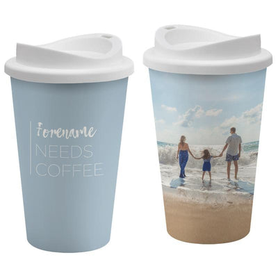 Personalised Photo Travel Mug-Travel Mug-Give Personalised Gifts