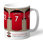 Personalised Southampton FC Dressing Room Mug-Mugs-Give Personalised Gifts