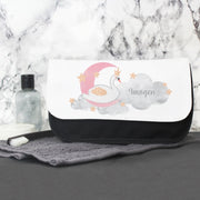 Personalised Swan Lake Make Up Bag-Make Up Bag-Give Personalised Gifts