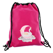 Personalised Swan Lake Swim & Kit Bag-Swim and Kit Bags-Give Personalised Gifts
