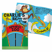 Personalised Zoo Story Book-Story Book-Give Personalised Gifts