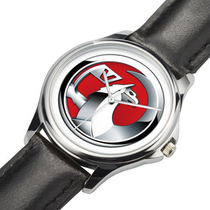 Stainless Steel Logo Watches