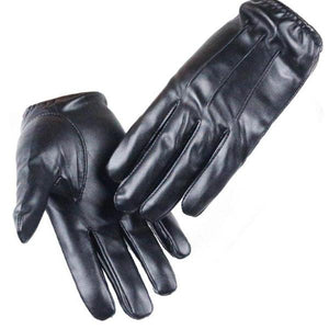 Driving Leather Gloves Cashmere