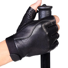 Load image into Gallery viewer, Leather Driving Gloves