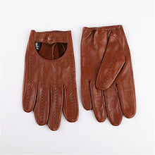 Load image into Gallery viewer, New Style Genuine Leather Gloves