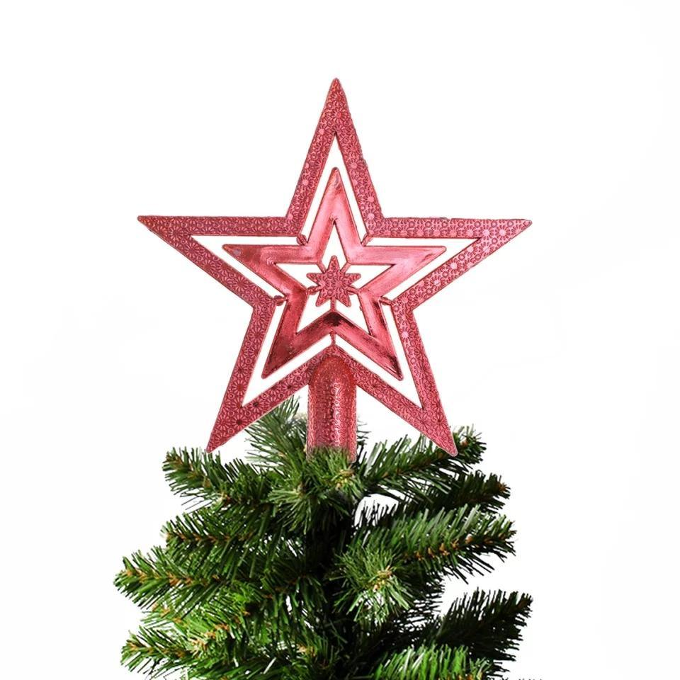 1 PC Shooting Star Christmas Tree Ornaments - Bamagate
