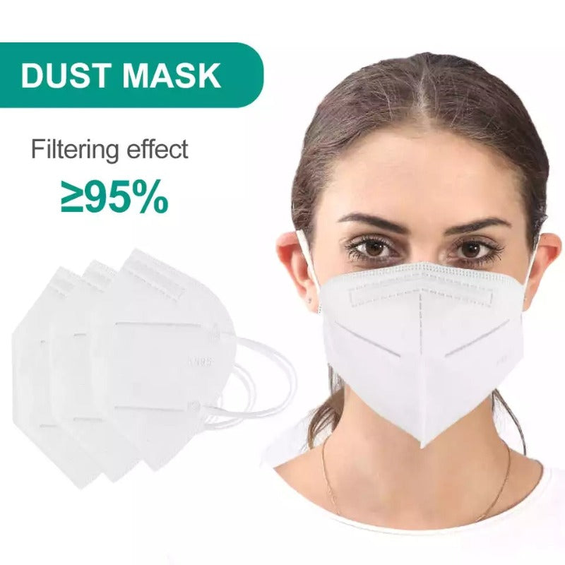 Disposable KN95 Face Mask Approved
