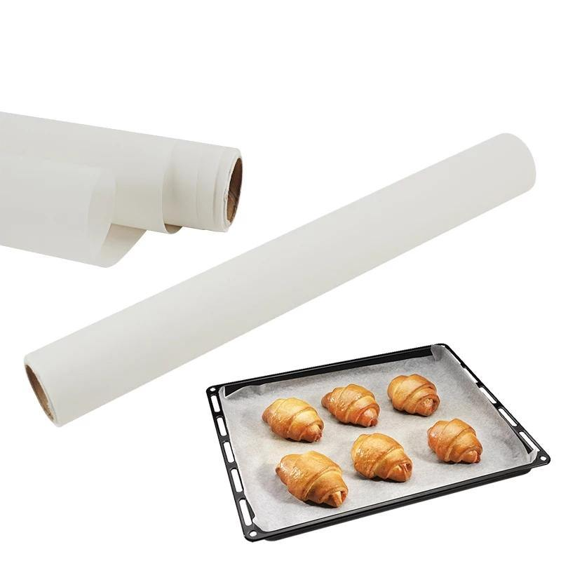 Baking Paper Roll Non Stick For Caking Making 5 m - Bamagate