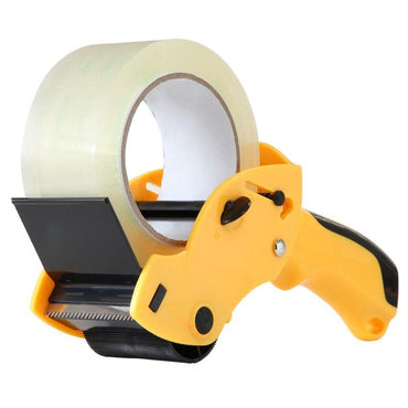 50mm Width Tape Sealing Dispenser Capable Sealing Tape Holder Cutter Manual Packing - Bamagate
