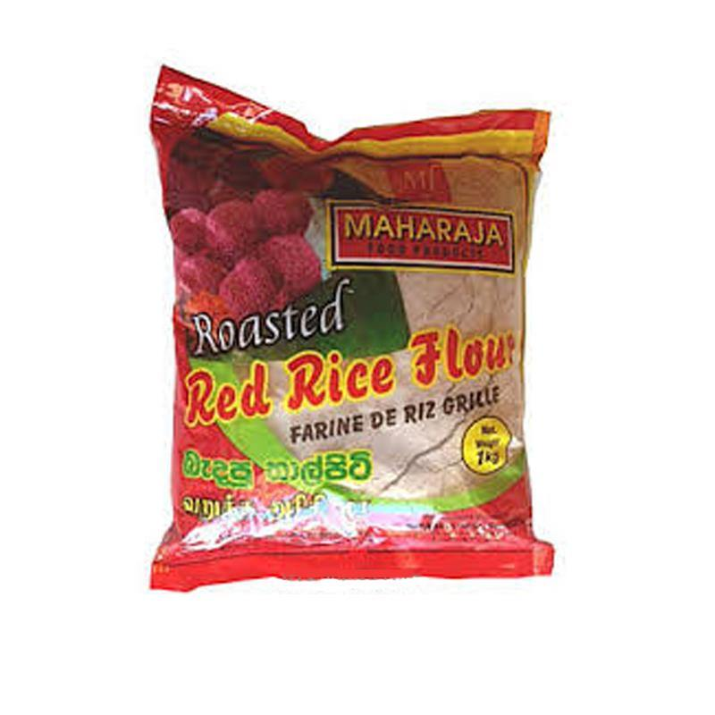 Maharaja Red Rice Roasted Flour 1 kg - Bamagate