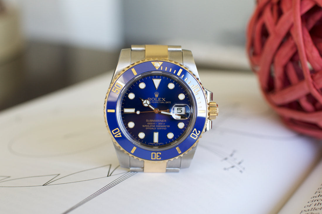 Watch Rant: Why you need a Two-Tone Rolex Submariner