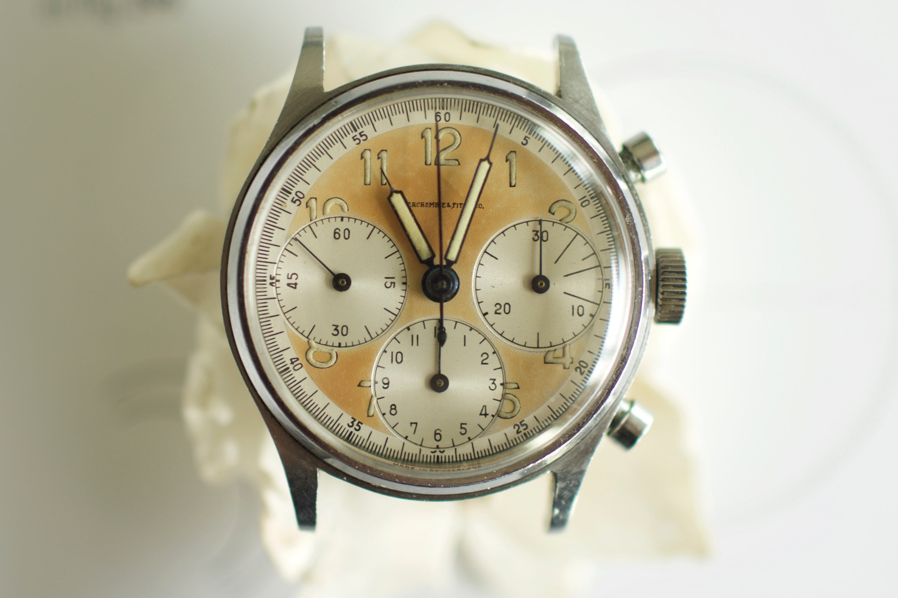 Heuer for Abercrombie & Fitch Seafarer
