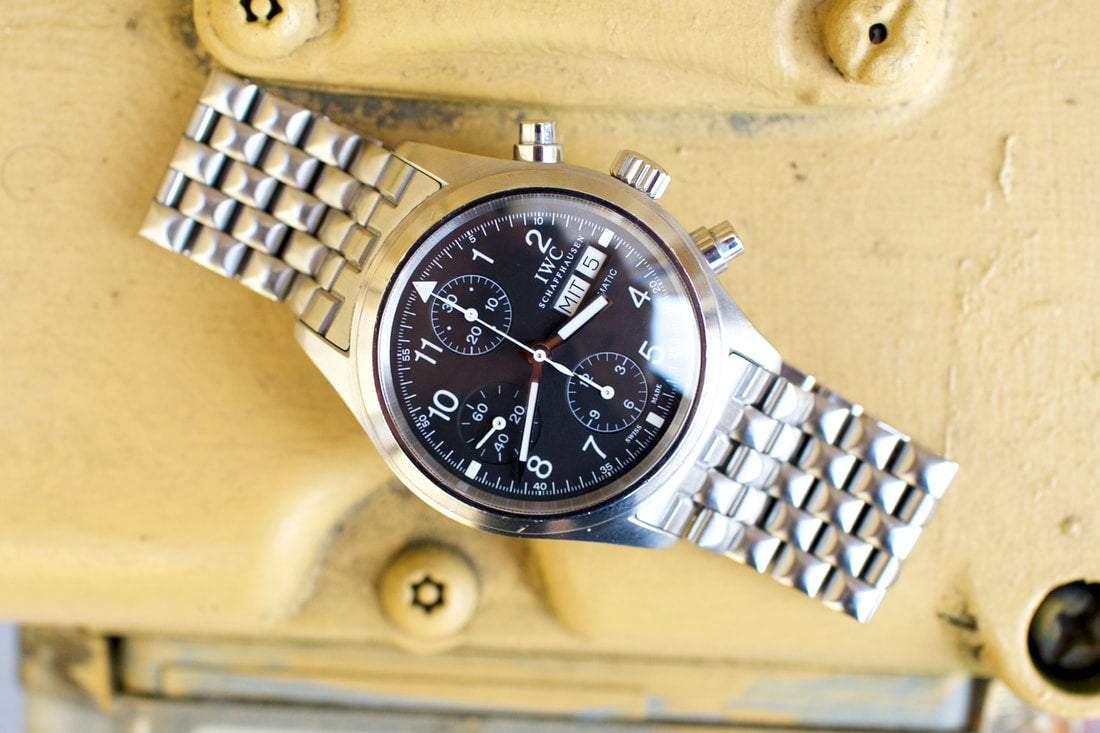 IWC 3706 Flieger Pilot's Watch