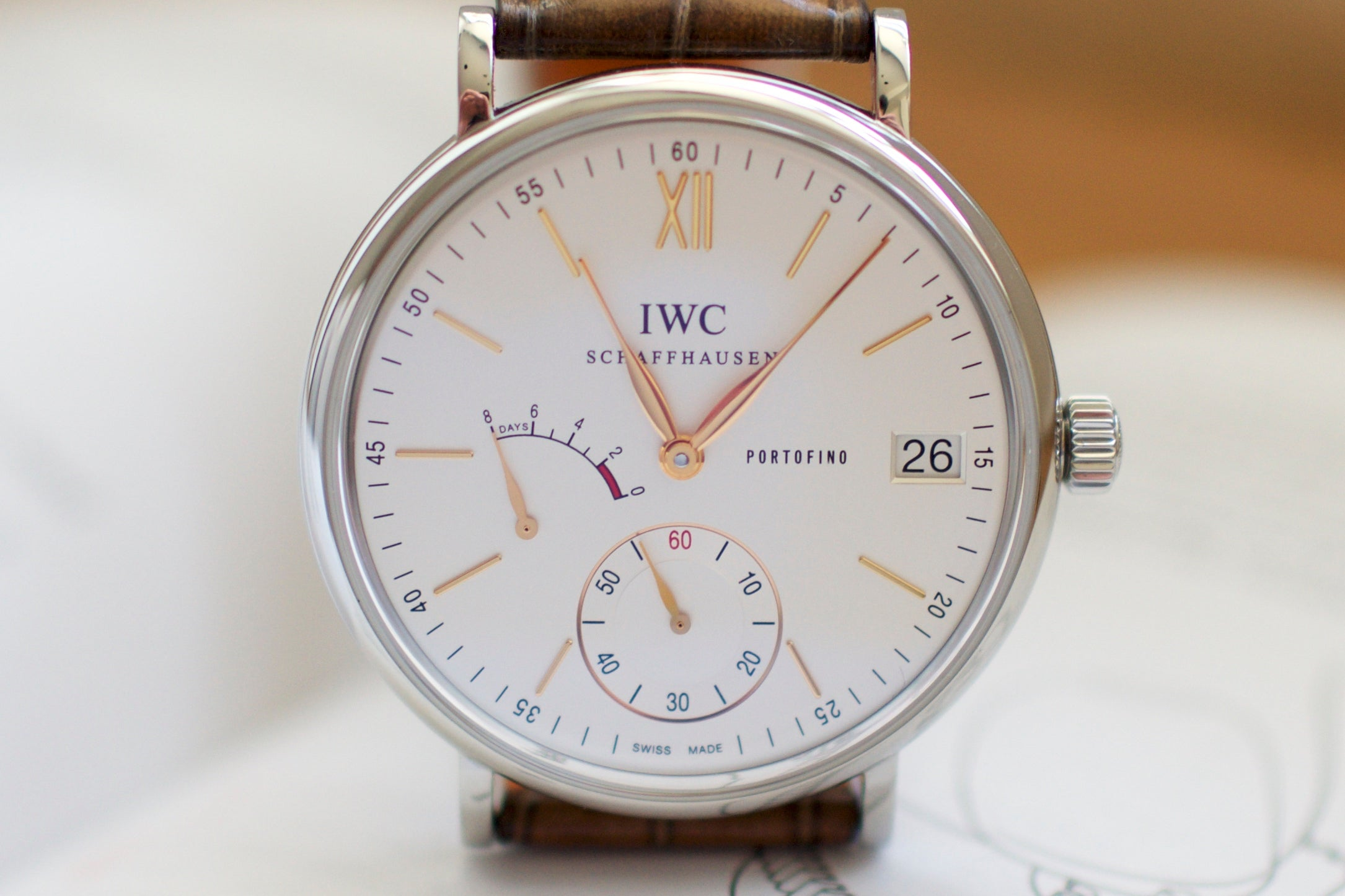 IWC Portofino 8 Days